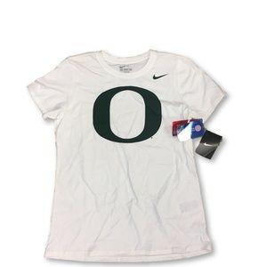 NWT Oregon Ducks Nike Women's Scoop Neck Shirt